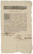 By vertue of severall ordinances of both Houses, whereby the summe of [blank] is to be levyed by way of loane and assessment in the County of [blank] for the better inabling of our brethren the Scots ... 1644/1645 March 20