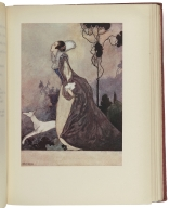 [Poems. 1915] The songs and sonnets of William Shakespeare / illustrated by Charles Robinson.
