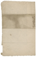 Acquittance from James Spurling the elder of Lannock, Hertfordshire, and James Spurling the younger to William Hale of King's Walden, Hertfordshire