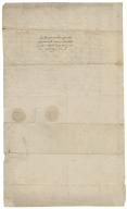 Acquittance from Richard Payne of Spelmonden, Kent to Walter Mayney of Biddenden, Kent