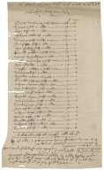 Account of King's Walden wood sold