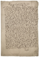Warrant from Dorchester to the Attorney General, April 16, 1631 : true copy