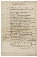 Accounts of Phillip Lowke, steward of the house to Horatio Lord Townshend