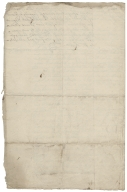 Abstract of Henry Becher's title of Howells farm, Weston, Hertfordshire