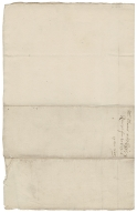 Acquittance from John Mair, alias Meeres of the parish of St. Martin in the Fields, Middlesex, and Jane Mair, alias Meeres to Robert White, merchant tailor of London
