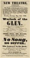 Henderson Waverly: The Warlock of the Glen - Grose Company