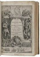 [History of the Peloponnesian War. English] Eight bookes of the Peloponnesian Warre written by Thucydides the sonne of Olorus. Interpreted with faith and diligence immediately out of the Greeke by Thomas Hobbes secretary to ye late Earle of Deuonshire.