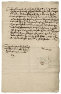 Acquittance from John Cooper, brewer of Hitchin, Hertfordshire to William Fletcher, brewer of Hitchin, Hertfordshire