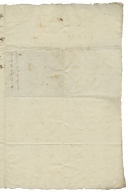 Affidavit of John Ireland of Little Ayott, Hertfordshire