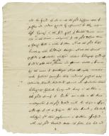 Settlement between Rowland Hale of King's Walden, Hertfordshire and John Hale of Paul's Walden, Hertfordshire and John Garway of Weston
