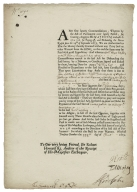 Authorization of payment from the Exchequer