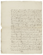 Settlement deed between Henry Becher of Weston, Hertfordshire of the first part, Arthur Spark of the Middle Temple, London of the second part, and James Wllymott the younger of Staples Inn, London of the third part