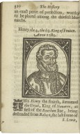 An epitome of all the lives of the kings of France. From Pharamond the first, to the now most Christian King Levvis the thirteenth. With a relation of the famous battailes of the two kings of England, who were the first victorious princes that conquered F