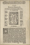 The rauens almanackeforetelling of a plague, famine, and ciuill warre. That shall happen this present yeare 1609. not only within this kingdome of great Britaine, but also in France, Germany, Spaine, and other parts of Christendome. With certaine remedies