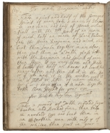 Medicinal, household and cookery receipts [manuscript].