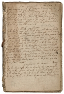 Medicinal, household and cookery recipes [manuscript].