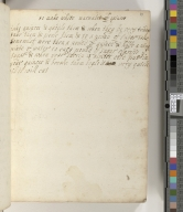 Culinary and medicinal recipe book of Mary Smith [manuscript] : autograph manuscript, circa 1662.