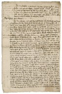 """Letter from Edward Sexby, William Allen and Thomas Shepheard, gentlemen soldiers, (""""agitators""""), to Sir Thomas Fairfax, Major-General Skippon and Lieutenant-General Cromwell : copy"""