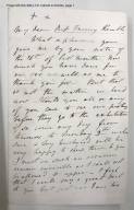 Autograph letters signed from Lady Maria (Dundas) Graham Callcott, London, to [Frances Anne] Kemble [manuscript], [1830-1832].