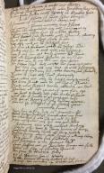 Miscellany [manuscript], compiled ca. 1660.