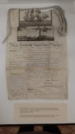 Autograph letter signed from J.O. Halliwell-Phillipps, Islip, Oxfordshire, to Henry Colburn [manuscript], 1845 March 29.