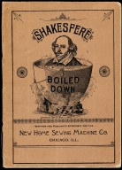 Shakespeare boiled down ...