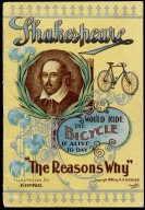 Shakespeare would ride the bicycle if alive today: the reasons why
