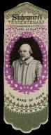 Shakespeare's Tercentenary Commemoration