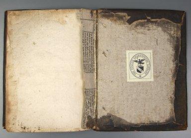 Inside back cover, STC 7511.
