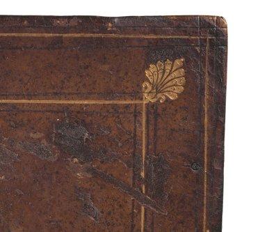 Corner stamp (detail), STC 23085 c.1.
