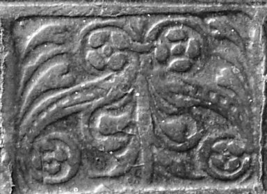 Stamp detail, INC A639.