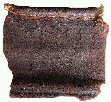 Spine cap fragment, INC A782.
