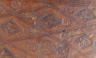 Stamp 3 (detail), INC A1077.