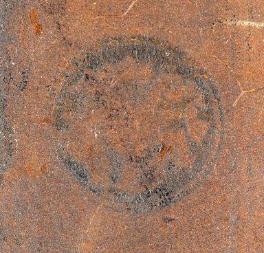 Rosette rondel, INC B688.