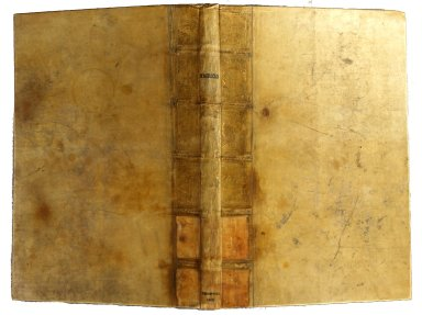 Covers and spine, INC M8 c.1.