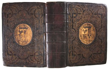 Front and back covers, STC 2108.