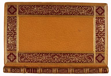 Front cover and spine, M1711.