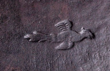 Bird stamp (detail), STC 1164 copy 2.