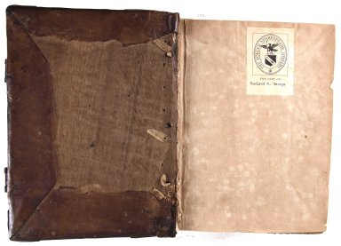 Inside front cover, STC 2114.