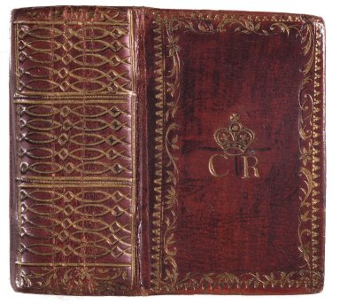 Front cover and spine, STC 2892.