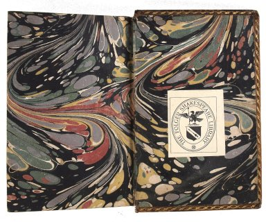 Marble paper endpapers, STC 3189.