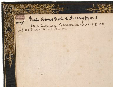 Turn-in detail and binder's ticket, STC 4691 copy 1.