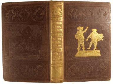 Open covers vol. 1, PR 2752 1848f Sh. Col.