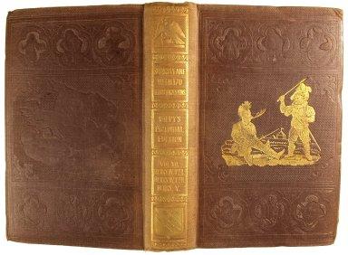 Open covers vol. 7, PR 2752 1848f Sh. Col.