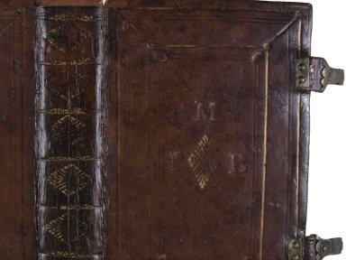 Front cover (detail), STC 16599.