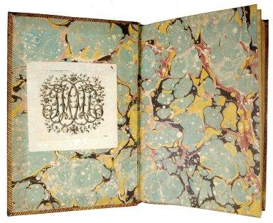 Inside fornt cover