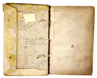 Inside front covers, STC 24424