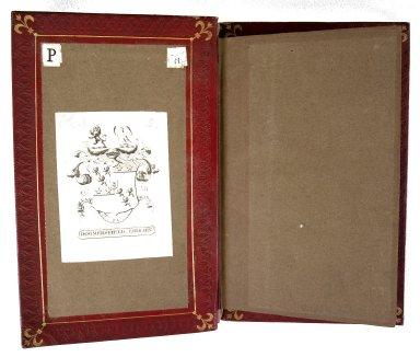 Inside fornt cover, V.a. 512.