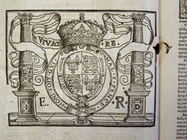 Royal arms, 267226.