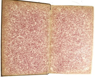 Marbled paper inside front cover, STC 13569 copy 4.
